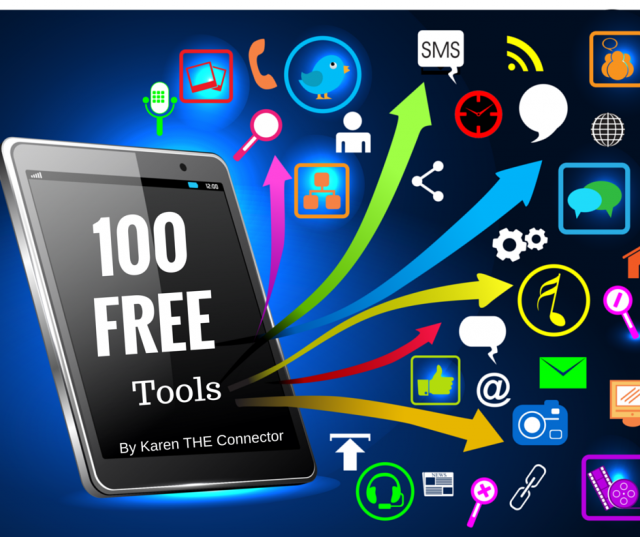 100 Free Tools by KTC